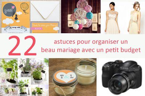 Découvrez toutes mes astuces pour économiser sur vos dépenses de mariage : faire-parts, robe de mariée, réception, décoration.
