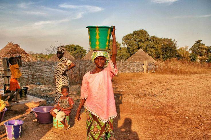 Missirah Dantila Borehole Project - Senegal