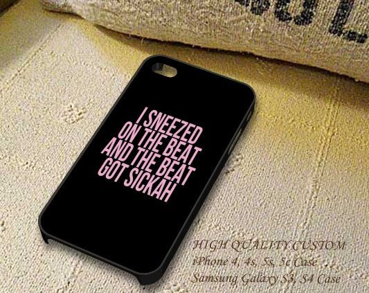 Yonce Lyric Beyonce Case For iPhone 4/4s iPhone 5s/5c by CoverHape, $13.99