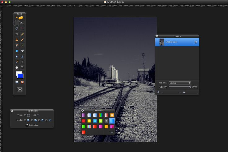 What's the Best Photo Editor for Mac OS X