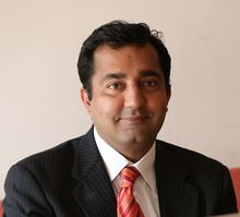 Aashish Kalra, chairman, Cambridge Technology Enterprises