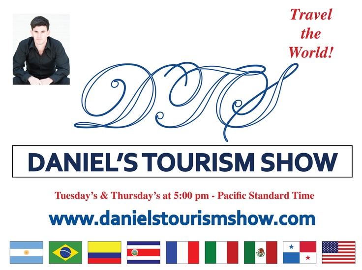 For only $500.00 we will record a Radio 30Second Spot Commercial with the information you choose which will run for 3 MONTHS continually. We will also advertise your company on the shows site, www.danielstouris... and on all Social Media. Contact us
