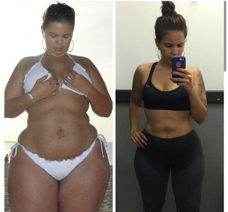Вы похудели от фитнеса