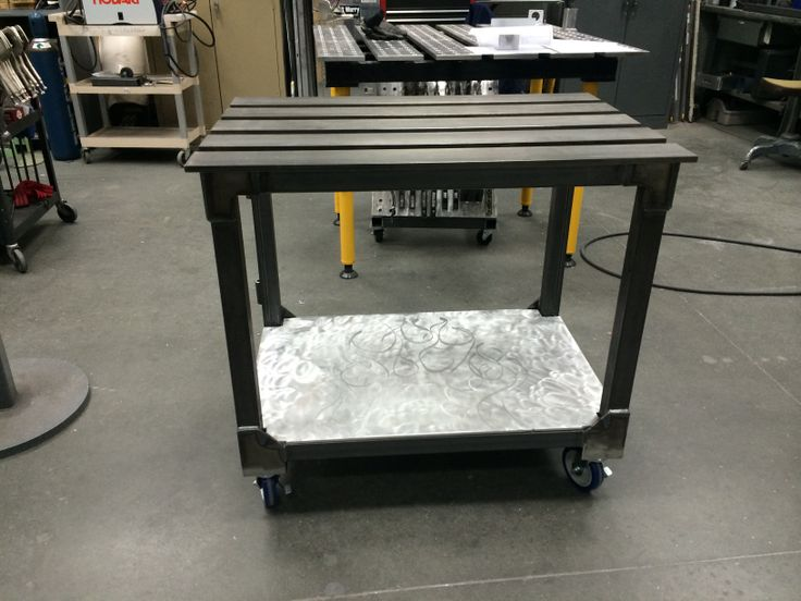 38 Best Images About Welding Table On Pinterest I Beam
