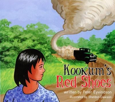 The legacy of the residential schools is conveyed with respect and imagination in this illustrated story for young readers. As the elderly Kookum remembers the experiences in her youth that changed her life forever, we see what was lost in her life, and how goodness persisted. Preschool to gr. 3.