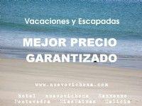Hotel Nuevo Vichona ¡Tú hotel en Sanxenxo, Rías Baixas Galicia!   www.nuevovichona.com