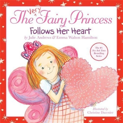 Jonah's EB Auction: The Very Fairy Princess (Book) SIGNED by Julie Andrews