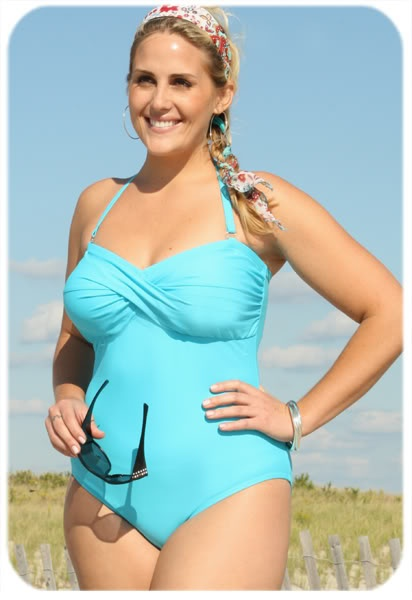 Curvy Swimwear creates gorgeous, fun, flattering and supportive ladies swimwear in sizes 10, 12, 14, 16, 18, 20, 22, 24, 26, 28, 30 including plus size swimwear up to a G cup. With a style ready to suit any body shape, our women's swimsuits accentuate your curves.