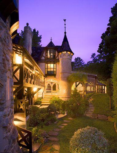 Best medieval city escape... Thorngrove Manor. 2 Glenside Ln, Stirling, South Australia.