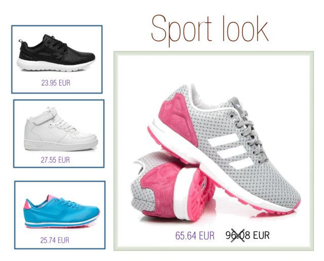 """""""Sport look"""" by nanohy on Polyvore"""