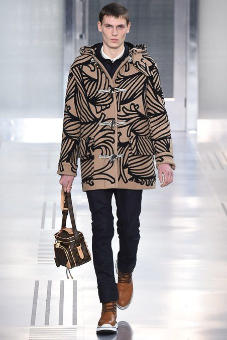 Louis Vuitton Fall 2015 Menswear