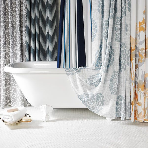 Elegant Shower Curtains From Tuesday Morning | Home Projects And Ideas | Pinterest  | Tuesday Morning