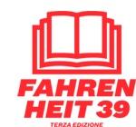 fahrenheit 39 - terza edizione