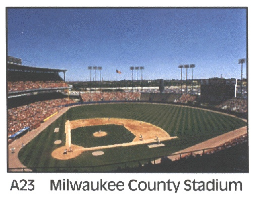 milwaukee county stadium - Bing Images | Baseball | Pinterest