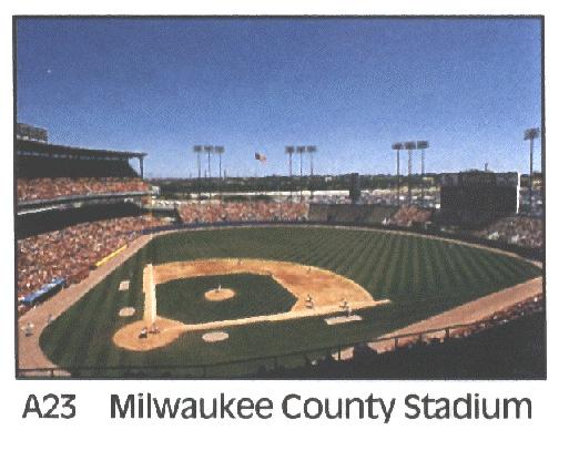 milwaukee county stadium - Bing Images | Baseball | Pinterest