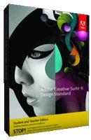 Adobe CS6 Design Standard (Hybrid)- buy it before its gone