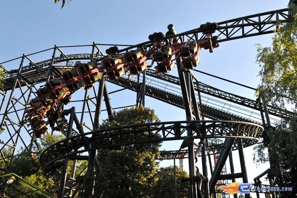 19 best tornado parque de atracciones madrid espagne Roller adresse