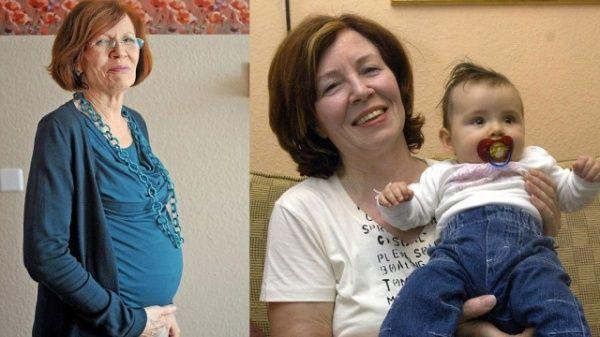 Сейчас Аннегрет находится на 21 недели беременности.