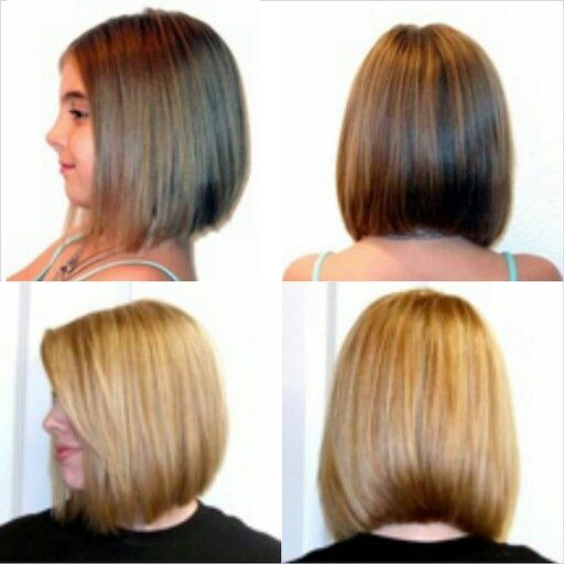 How To Cut A Beveled Bob