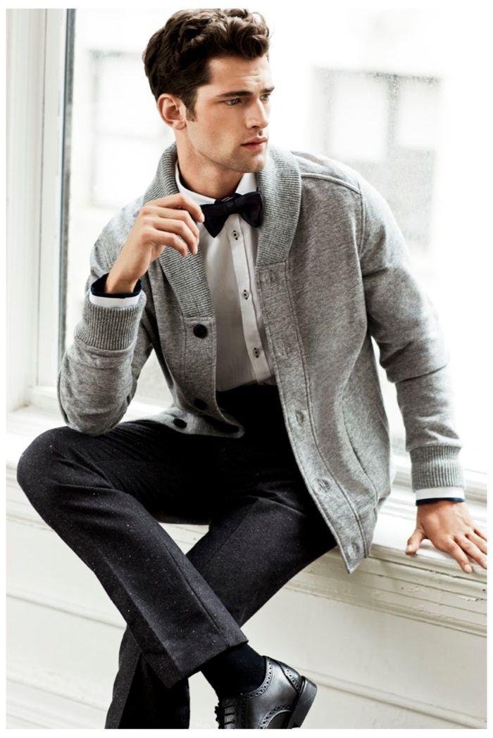 David Roemer Shoots Sean O'Pry for H&M   Sean O'pry, H&m ...