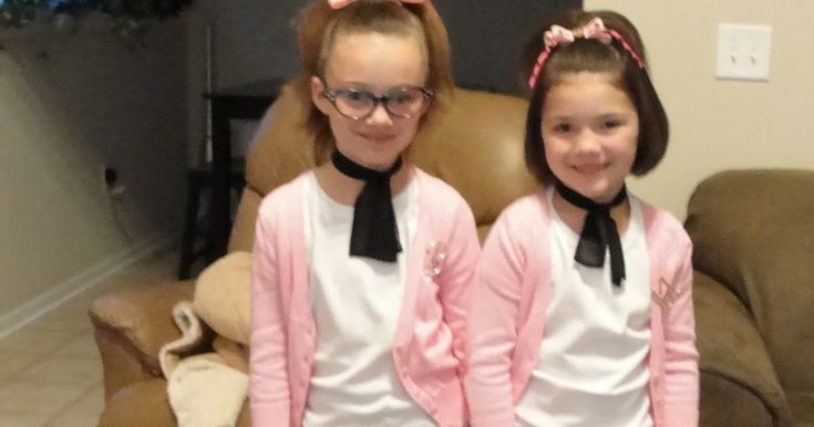 The Eudora Elementary School was having a 50's themed party to help celebrate the end to the State Test that the 3rd, 4th and 5th grade kids...