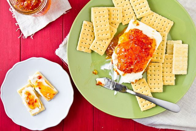 Red Pepper Jelly by foodiebride, via Flickr