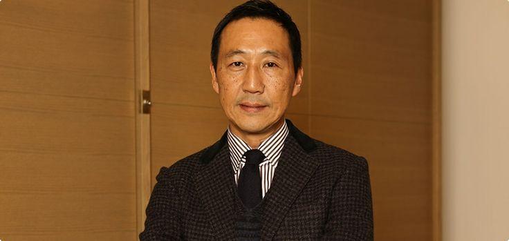 Do you know Yasuto Kamoshita?
