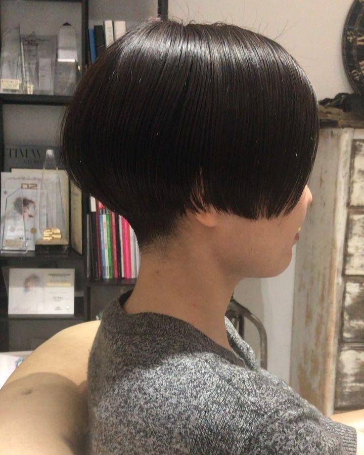 Shigenari Kimuraさんはinstagramを利用しています 刈り上げ女子