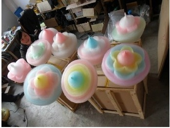 Want to get cotton candy made in China