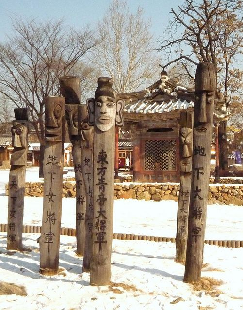 Traditional Korea by KelSquire.GlobeCaptures, via Flickr
