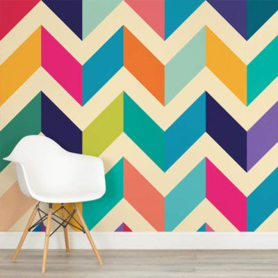 multicoloured-zig-zag-square-wall-murals