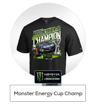 Shop Martin Truex Jr. Champion Gear #sportscar