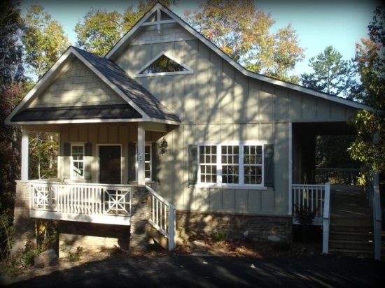 Autumn Ridge   Luxury Cabin Rental In Helen GA With Wonderful Golf Course  Views And Excellent Discounted Golf Package! | Pinterest | Discover More  Ideas ...