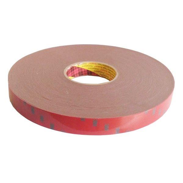 3M AFT Acrylic Foam Tape 5666 tebal (1.1 mm) size (24mm x 33m) - Double Tape Mobil 3M. 3M Double Coated Acrylic Foam Tape (Double Tape) didesain Khusus untuk Aplikasi Automotive, baik untuk: Exterior Trim (Body side moulding, name plate dan emblem), Interior Bonding. http://tigaem.com/double-tape/221-3m-aft-acrylic-foam-tape-5666-tebal-11-mm-size-24mm-x-33m-harga-double-tapi-mobil-3m-paling-murah-di-jual-online.html #doubletape #doubletapemobil #perekat