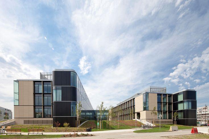 SIEDZIBA FIRMY ASSECO POLAND - HRA Architekci