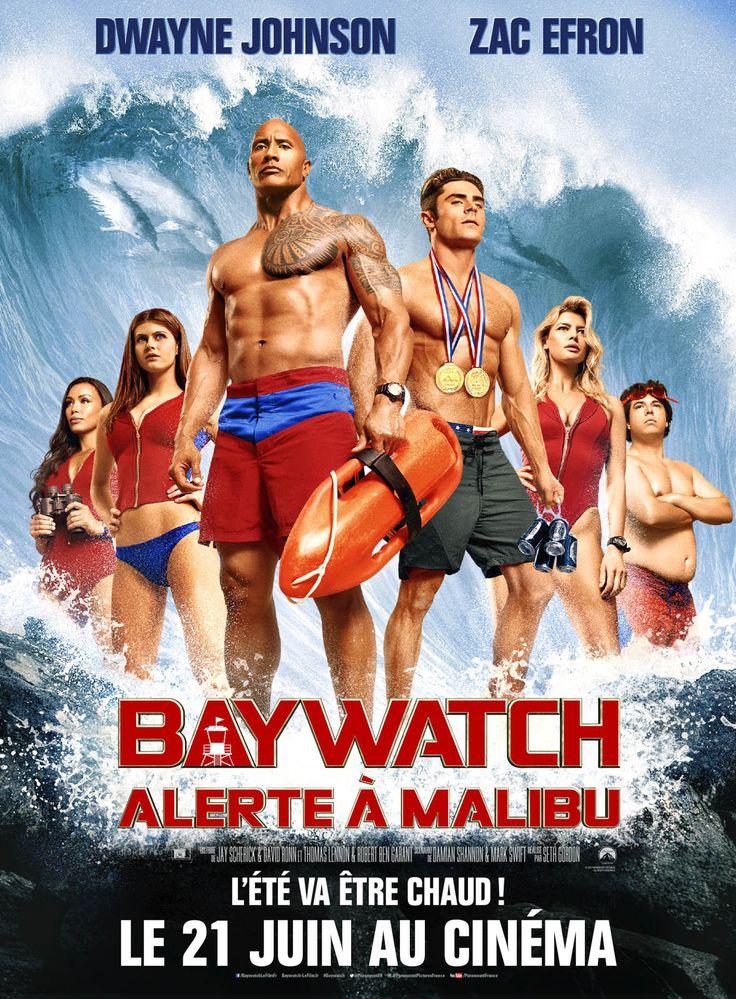 BAYWATCH - ALERTE A MALIBU en avant-première Mardi 20 Juin à 20h30 Client Orange ? Avec votre code cinéday, tous les mardis 1 place achetée = 1 place offerte Infos et réservation sur www.majestic-cinemas.com