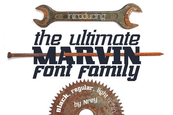 Marvin pro by NREY on @creativemarket