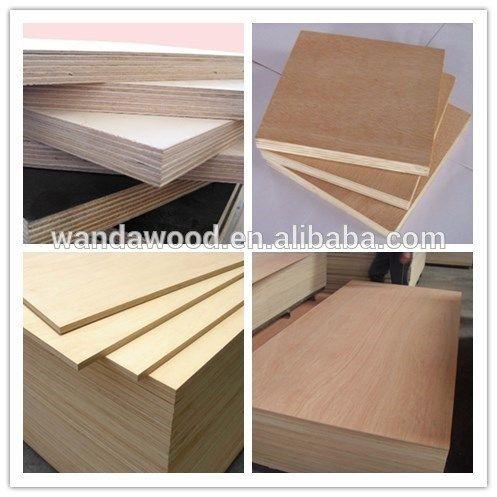 low price 18mm marine plywood sheet with melamine wbp glue