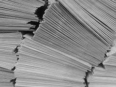 Lettres, Enveloppes, Pile De Lettre