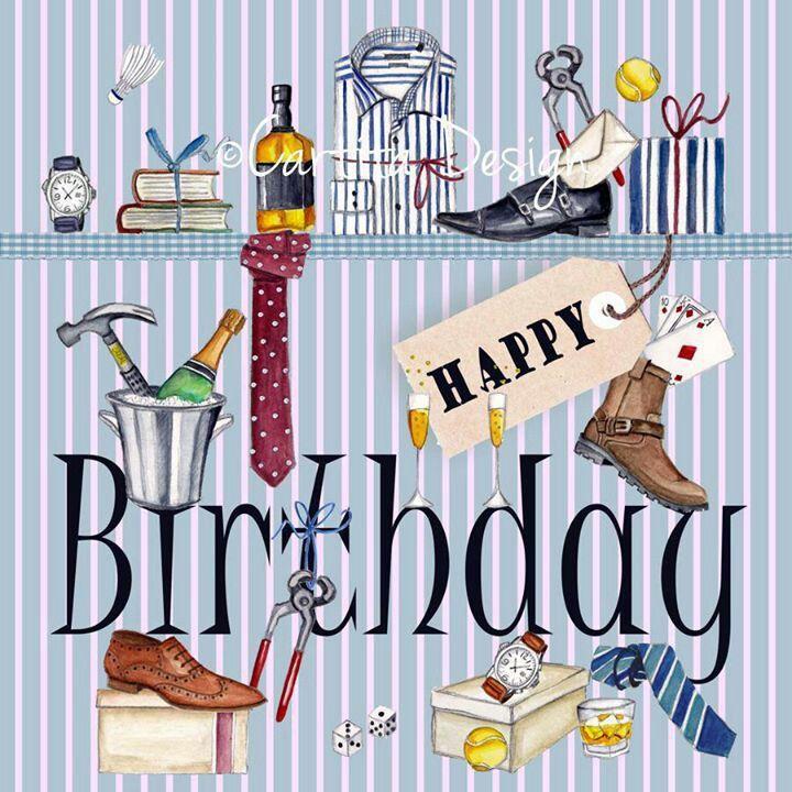 ┌iiiiii┐ Feliz Cumpleaños                                     • Happy Birthday!!!Caroline Bonne-Muller, Cartita Design