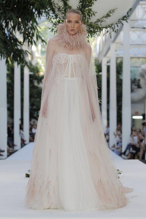 40 vestidos de novia de dos piezas 2019: evolución y estilo para
