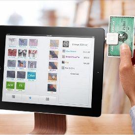 Square Register - ipad cash register