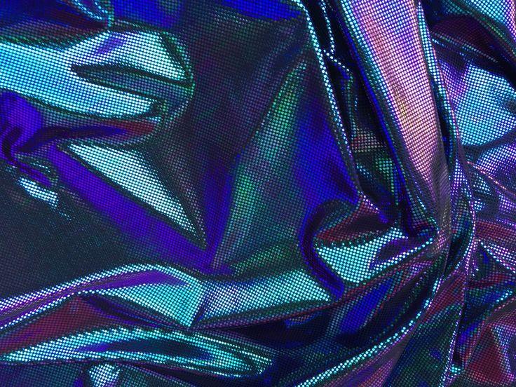 Two tone iridescent green/purple spandex 4 way stretch fabric by yard by la20fabrics on Etsy