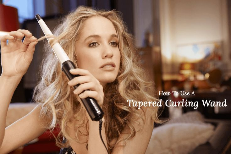 You don't twist and wrap the wand around your hair. Instead you do this: #FlatIron #Hair #Straightener