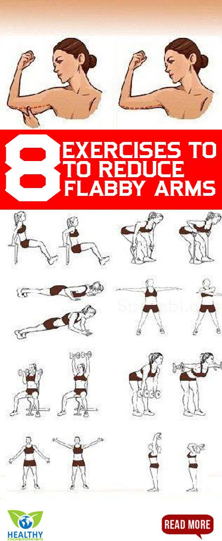Flabby arms look as bad as a jiggly tummy. They make you look older, unfit, and on top of that sleeveless clothes are just out of the question! In fact, flabby arms can ruin your entire look even if you have a perfect figure. This can affect your confidence and create a negative body image.All said and done, how do we get rid of flabby arms? And more importantly, what causes them? Read to find out!