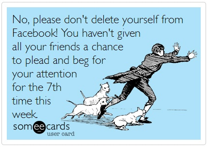 There's always at least one of those in the mix. Waaah waaah waaah...quit your cry-whining, attention seekers!