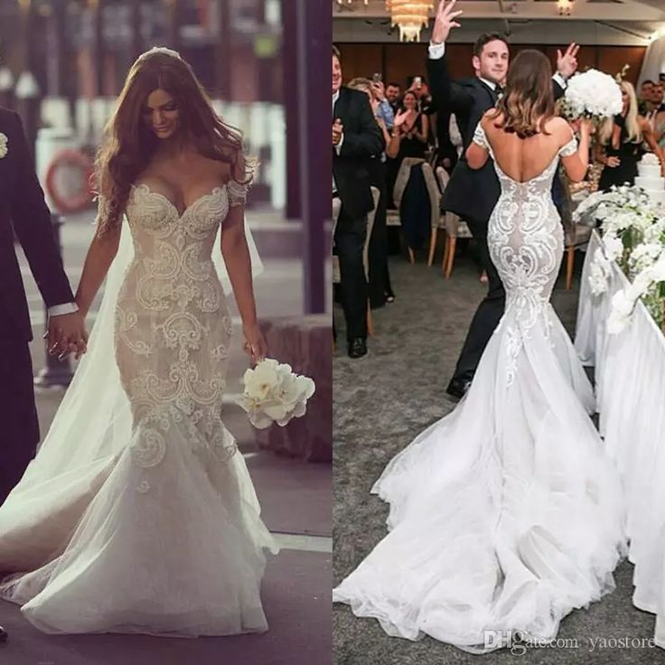 2017 Gorgeous Steven Khalil Dubai Arabic Wedding Dresses Mermaid Off the Shoulder Full Length Backless Lace Beading Bridal Gowns Custom Made Steven Khalil Dubai Arabic Wedding Dress Mermaid Off the Shoulder Bridal Gowns Backless Lace Beading Bridal Gowns Online with $192.0/Piece on Yaostore's Store | DHgate.com