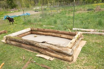Garden Design Garden Design with How to make a Raised Garden Bed