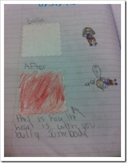 bullying writing prompts Persuasive essay: say no to bullying  for what reason niche writing a blog is the best option this will be your niche blog and you will need strategies to appeal.