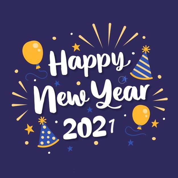 Happy New Year 2021 Best Whatsapp Wishes Facebook Messages Images Quotes Status Update In 2020 New Year Wishes Images New Year Wishes Happy New Year Images